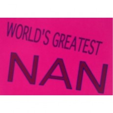 "World""s Greatest Nan"