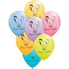 Hen Night Balloons 1