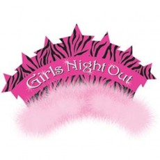 Girls Night Out Tiara 1