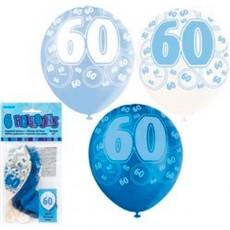 Balloons Blue 60 1