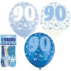 Balloons Blue 90 1