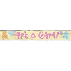 Banner It's a Girl 1